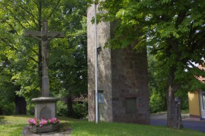 Dorfkreuz Kilianshof Rhön